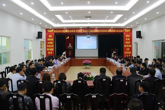 LILAMA 69-1: Tổ chức Hội nghị tổng kết năm 2017 và triền khai nhiệm vụ kế hoạch năm 2018