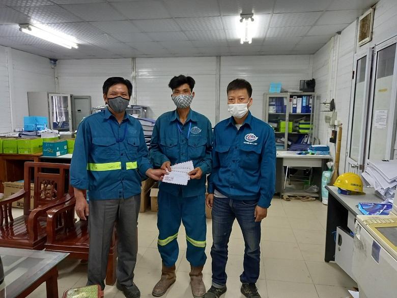 Công đoàn LILAMA 69-1 chăm lo đoàn viên lao động trong tháng Công nhân