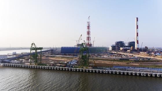 Nhà máy Nhiệt điện Thái Bình 1: Đốt lò lần đầu tổ máy 1