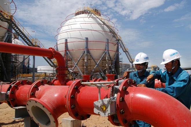 Lilama 69-1 tham gia bảo dưỡng tổng thể lần 3 Nhà máy Lọc dầu Dung Quất